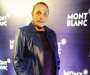 Jornalista Tania Muller
