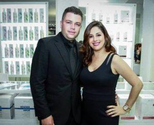 Johnathan e Swana Alves