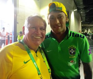 Sidney Oliveira e Neymar