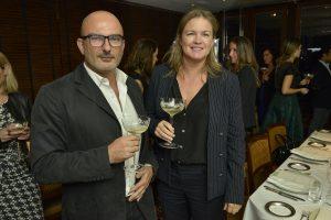 Bertrand Chaverot e Sandrine Ferdane