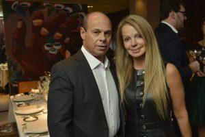 Nilo Cottini e Debora Aguiar